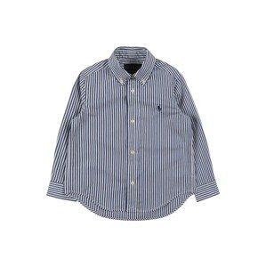 Polo Ralph Lauren Košile  bílá / námořnická modř