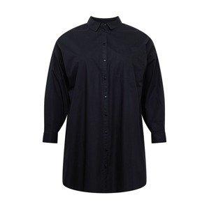 Vero Moda Curve Tunika 'PERCEY'  černá