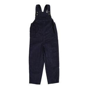 ABOUT YOU Laclové kalhoty  tmavě modrá