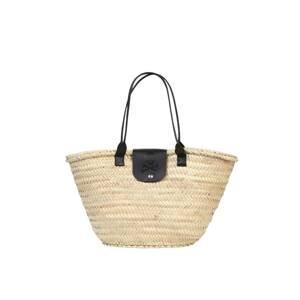 Scalpers Plážová taška 'Lola'  černá / béžová