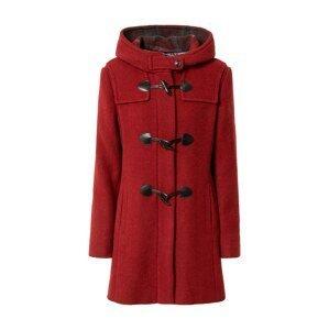 GIL BRET Přechodný kabát  tmavě červená