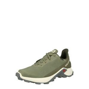 SALOMON Běžecká obuv 'ALPHACROSS 3'  zelená / světle zelená