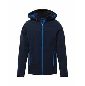 ICEPEAK Outdoorová bunda 'Brimfield'  tmavě modrá / světlemodrá