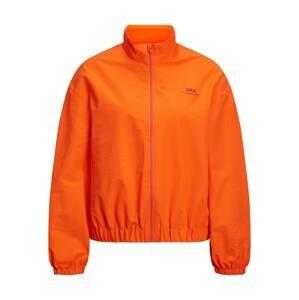 JJXX Přechodná bunda 'JXHAILEY'  oranžově červená