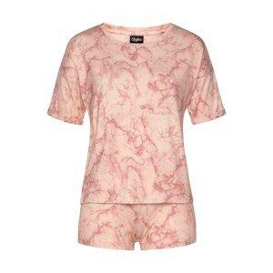 BUFFALO Pyžamo  růže