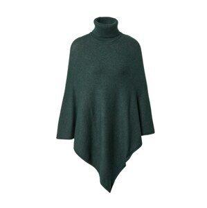 VILA Pláštěnka  tmavě zelená