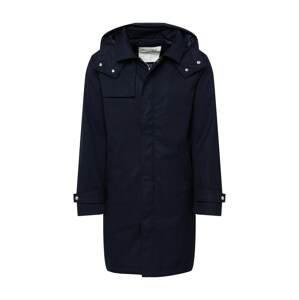 ESPRIT Přechodný kabát  tmavě modrá