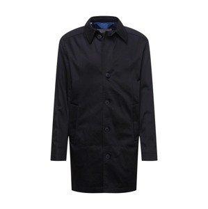 SELECTED HOMME Přechodný kabát  černá