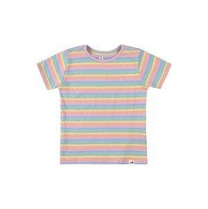 Cotton On Tričko 'Core'  světle fialová / světlemodrá / žlutá / světle červená / korálová