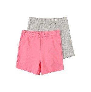 Carter's Kalhoty 'JUNE'  pink / šedý melír