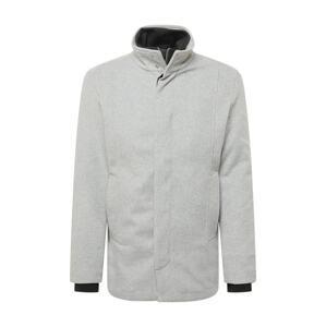 JACK & JONES Přechodný kabát 'DUNHAM'  šedá