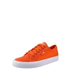 DC Shoes Tenisky  oranžová