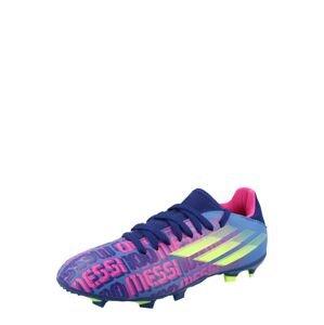 ADIDAS PERFORMANCE Sportovní boty 'X Speedflow Messi.3 FG'  modrá / svítivě zelená / pink