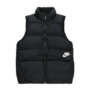 Nike Sportswear Vesta  černá / bílá
