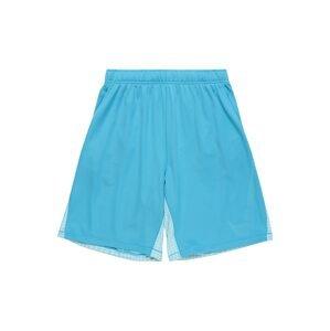 NIKE Sportovní kalhoty  světlemodrá / azurová