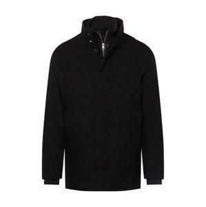 JACK & JONES Přechodný kabát 'Dunham'  černá