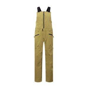 BURTON Outdoorové kalhoty  olivová / černá