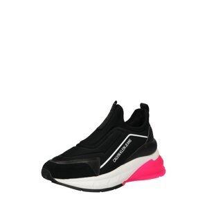 Calvin Klein Jeans Slip on boty  černá