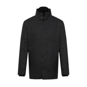 JACK & JONES Přechodný kabát 'Dunham'  tmavě šedá