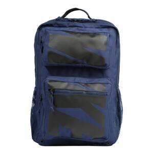 NIKE Sportovní batoh 'Utility Speed'  námořnická modř / černá
