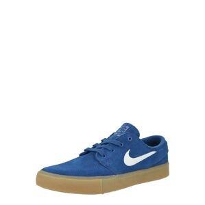 Nike SB Tenisky 'Janoski RM'  tmavě modrá / bílá