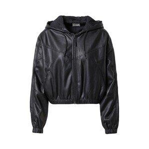 Pimkie Přechodná bunda  černá