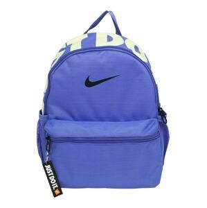 Nike Sportswear Batoh 'Brasilia'  indigo / černá / svítivě žlutá