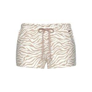 LASCANA Pyžamo  velbloudí / režná