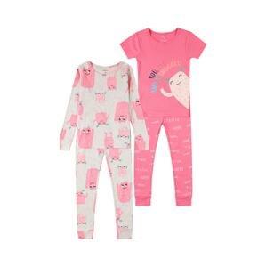 Carter's Pyžamo  růžová / mix barev