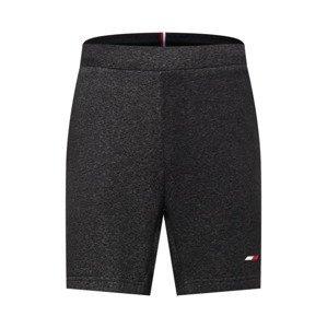 Tommy Sport Kalhoty  tmavě šedá