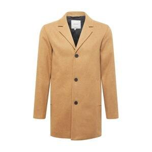 JACK & JONES Přechodný kabát 'JJMARCO'  velbloudí