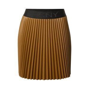 DKNY Sukně  khaki