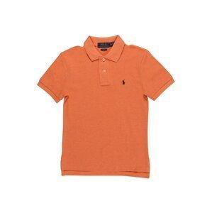 Polo Ralph Lauren Tričko  oranžová