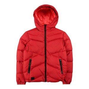 ICEPEAK Outdoorová bunda  burgundská červeň
