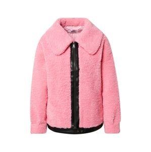 Arch The Label Přechodná bunda 'BELLA'  pink / černá