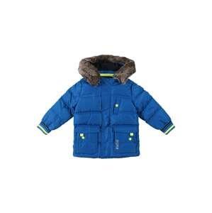 s.Oliver Zimní bunda  modrá