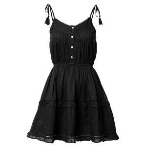 Tally Weijl Letní šaty 'SDRCOSTACY'  černá