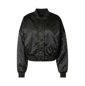 Urban Classics Přechodná bunda  černá