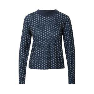 Calvin Klein Underwear Tričko na spaní  tmavě modrá / bílá