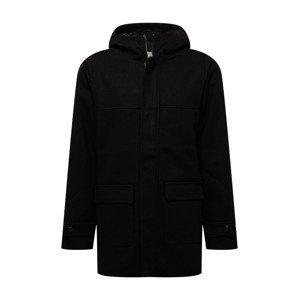 JACK & JONES Přechodný kabát 'Felix'  černá