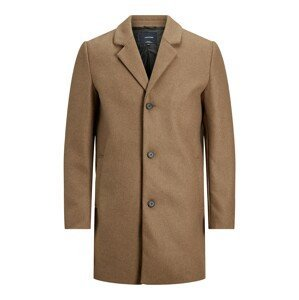 JACK & JONES Přechodný kabát 'Tyson'  světle hnědá