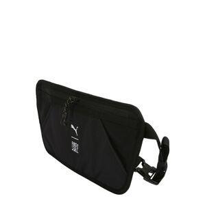 PUMA Sportovní taška  černá
