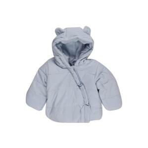 UNITED COLORS OF BENETTON Zimní bunda  chladná modrá