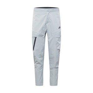 Nike Sportswear Kapsáče  světle šedá / černá