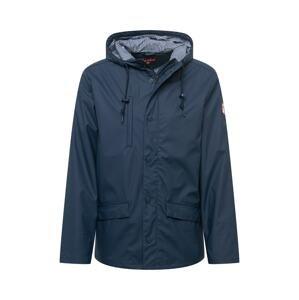 Derbe Přechodná bunda 'Passby Fisher'  námořnická modř