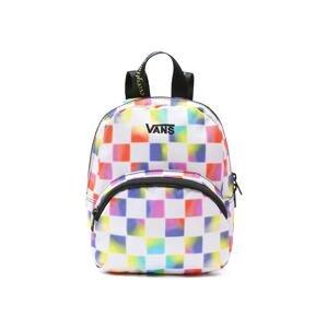VANS Batoh  černá / bílá / červená / pink / žlutá / modrá