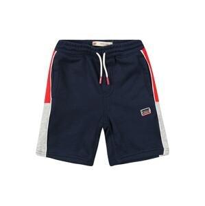 LEVI'S Kalhoty  námořnická modř / červená / šedá