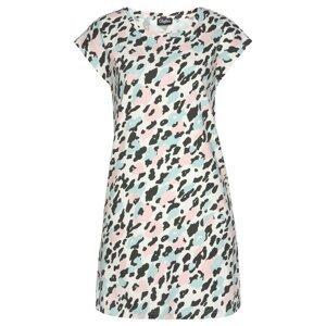 BUFFALO Noční košilka  bílá / černá / modrá / pink
