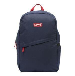 LEVI'S Batoh  tmavě modrá / červená / bílá