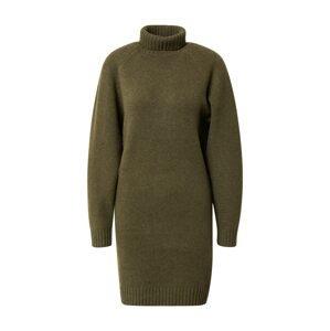 Polo Ralph Lauren Úpletové šaty  khaki
